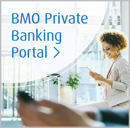 Ad Badge - Private Banking Portal